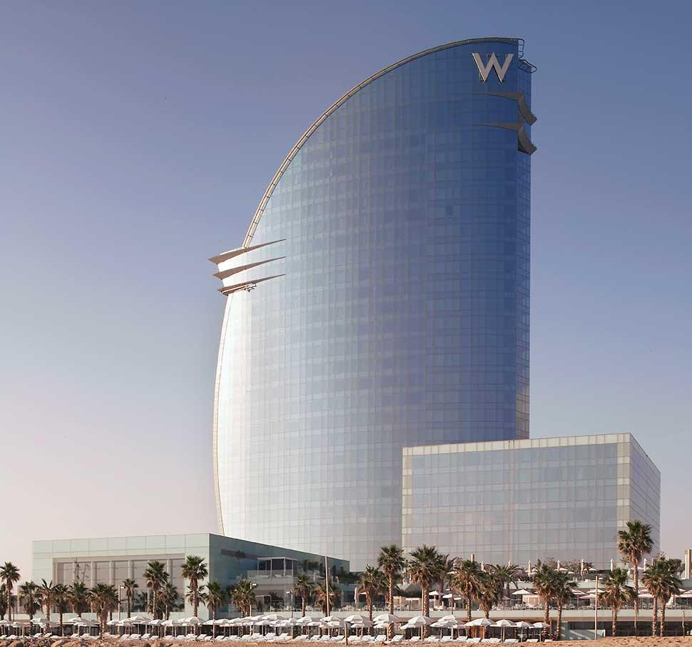 European Hotel & Restaurant Awards 2020 at Hotel W Barcelona
