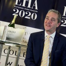 Bertrand Glory | Interview | European Hotel Awards 2020 | En partenariat avec le Champagne Collet
